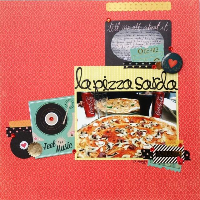 La Pizza Sarda