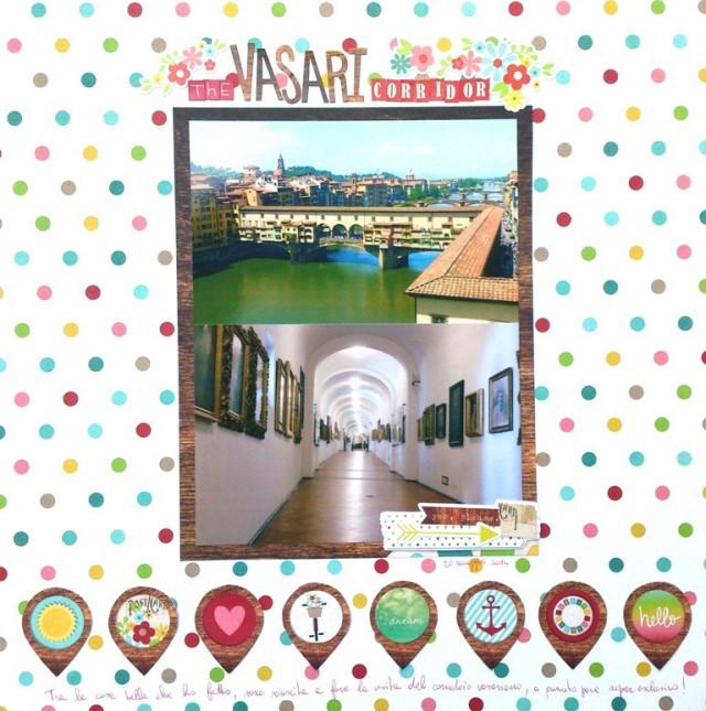 The Vasari Corridor