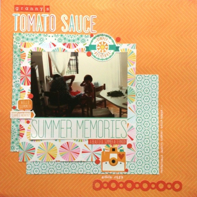 Granny's Tomato Sauce
